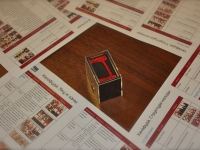 Колода ханафуды и шпаргалки