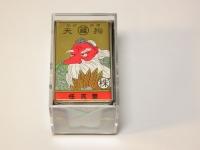 Кабуфуда Тенгу - коробка