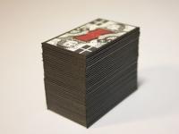 Кабуфуда Тенгу - колода карт