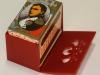 Красная коробка с ханафудой Наполеон