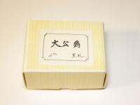 Мекури курофуда - упаковка