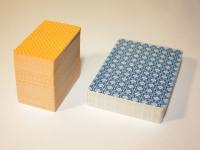 Риичи-маджонг карты - сравнение размеров